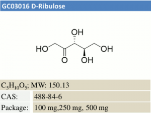 D-Ribulose | Chemily Glycoscience