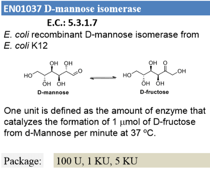 D-mannose isomerase;