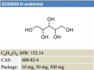 D-arabinitol