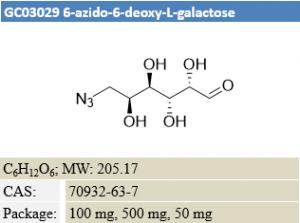 6-azido-6-deoxy-L-galactose