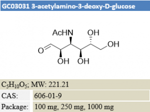 3-acetylamino-3-deoxy-D-glucose