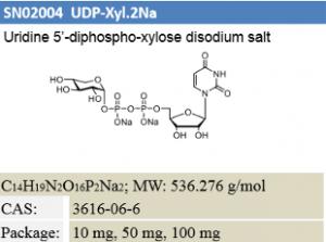 UDP-D-Xylose