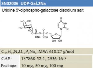 UDP-Gal