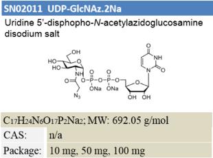 UDP-GlcNAz