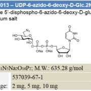UDP-6-azido-6-deoxy-Glc