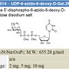 UDP-6-azido-6-deoxy-Gal